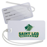 Luggage Tag-Saint Leo University - Official Logo