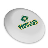 Ultimate White Sport Disc-Saint Leo University - Official Logo