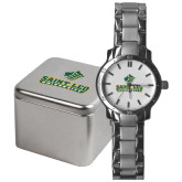 Mens Stainless Steel Fashion Watch-Saint Leo University - Official Logo
