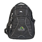 High Sierra Swerve Compu Backpack-Saint Leo University - Institutional Mark