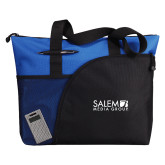 Excel Royal Sport Utility Tote-Media Group