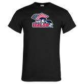 Black T Shirt-Joe Walsh
