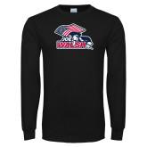 Black Long Sleeve T Shirt-Joe Walsh