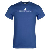 Royal T Shirt-The Dennis Prager Show