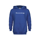 Youth Royal Fleece Hoodie-The Michael Medved Show