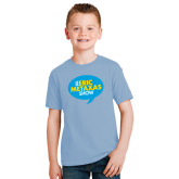 Youth Light Blue T Shirt-The Eric Metaxas Show