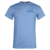 Light Blue T Shirt-Media Group