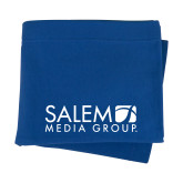 Royal Sweatshirt Blanket-Media Group