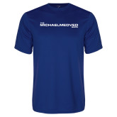 Performance Royal Tee-The Michael Medved Show