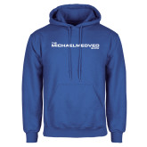 Royal Fleece Hoodie-The Michael Medved Show
