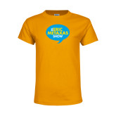 Youth Gold T Shirt-The Eric Metaxas Show