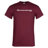 Maroon T Shirt-The Michael Medved Show