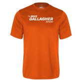 Performance Orange Tee-The Mike Gallagher Show