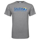 Grey T Shirt-Media Group