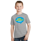 Youth Grey T Shirt-The Eric Metaxas Show