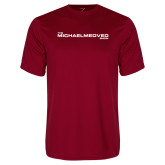 Performance Cardinal Tee-The Michael Medved Show