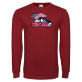 Cardinal Long Sleeve T Shirt-Joe Walsh