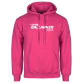 Fuchsia Fleece Hoodie-The Mike Gallagher Show