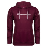 Adidas Climawarm Maroon Team Issue Hoodie-The Michael Medved Show