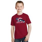 Youth Cardinal T Shirt-Joe Walsh
