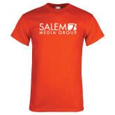 Orange T Shirt-Media Group