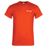 Orange T Shirt-The Mike Gallagher Show