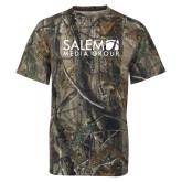 Realtree Camo T Shirt-Media Group