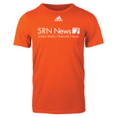 Adidas Orange Logo T Shirt-Salem Radio Network News