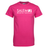 Cyber Pink T Shirt-Media Group