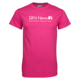 Cyber Pink T Shirt-Salem Radio Network News