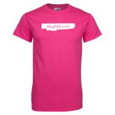 Cyber Pink T Shirt-Hugh Hewitt