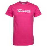 Cyber Pink T Shirt-The Mike Gallagher Show
