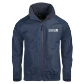 Navy Charger Jacket-Media Group