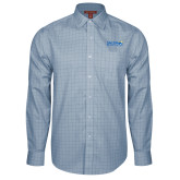 Red House Light Blue Plaid Long Sleeve Shirt-Media Group
