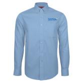 Red House Lt Blue Long Sleeve Shirt-Media Group