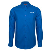 Red House French Blue Long Sleeve Shirt-Media Group