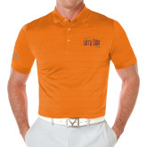 Callaway Opti Vent Orange Polo-The Larry Elder Show