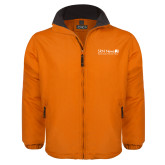 Orange Survivor Jacket-Salem Radio Network News