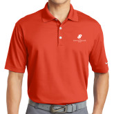 Nike Golf Dri Fit Orange Micro Pique Polo-The Dennis Prager Show