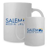 Full Color White Mug 15oz-Media Group
