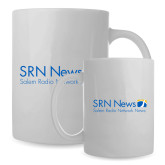 Full Color White Mug 15oz-Salem Radio Network News