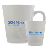 Full Color Latte Mug 12oz-Salem Radio Network News