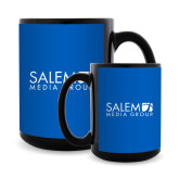 Full Color Black Mug 15oz-Media Group