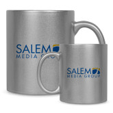 Full Color Silver Metallic Mug 11oz-Media Group