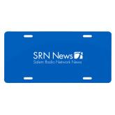 License Plate-Salem Radio Network News