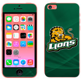 iPhone 5c Skin-Lions w/Lion