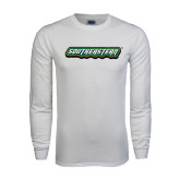 White Long Sleeve T Shirt-Southeastern
