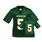 Youth Replica Dark Green Football Jersey-#5