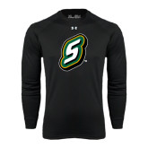 Under Armour Black Long Sleeve Tech Tee-S