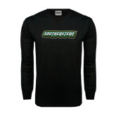 Black Long Sleeve TShirt-Southeastern